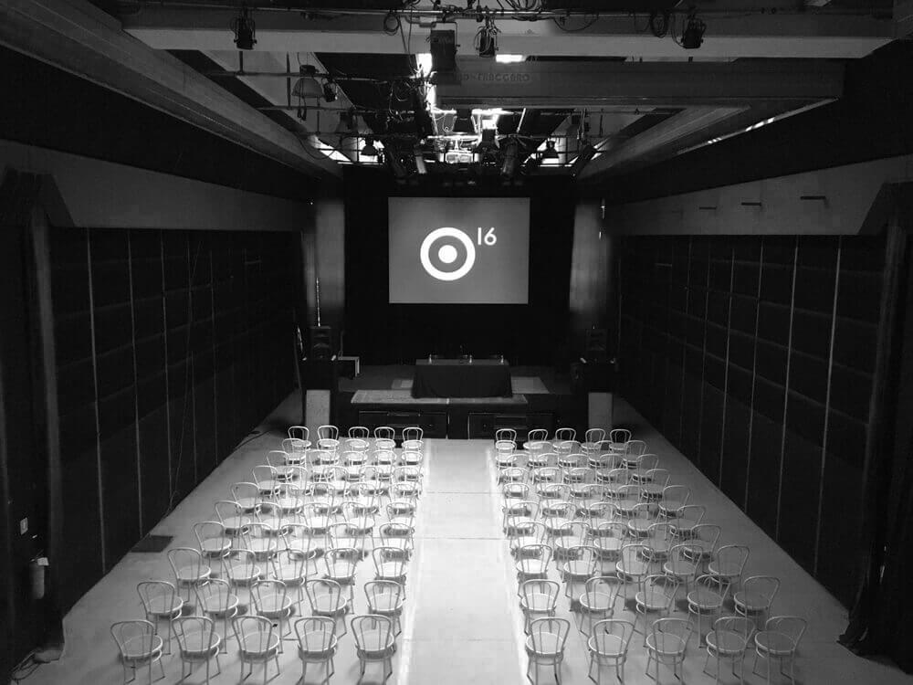 Sala convegni Argo16 a Venezia Mestre